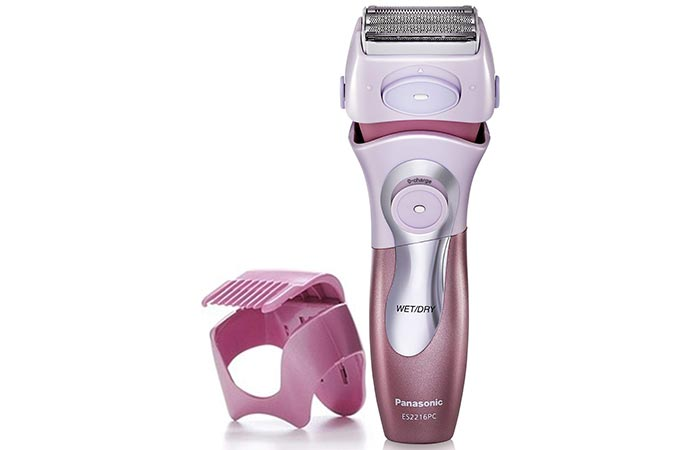 Panasonic Close Curves Electric Shaver