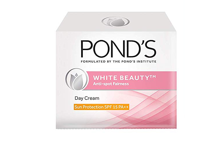 Pond's White Beauty Anti-Spot Fairness Day Cream)