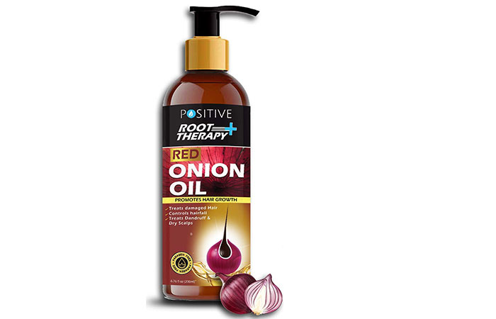 Positive Root Therapy Red Onion Oil