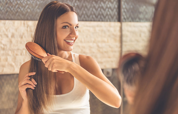 Preparing Your Hair For The Oil Massage