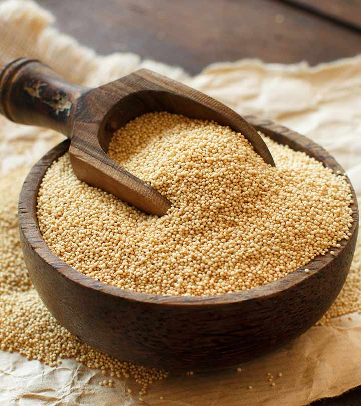 Rajgira (Amaranth) Benefits and Side Effects