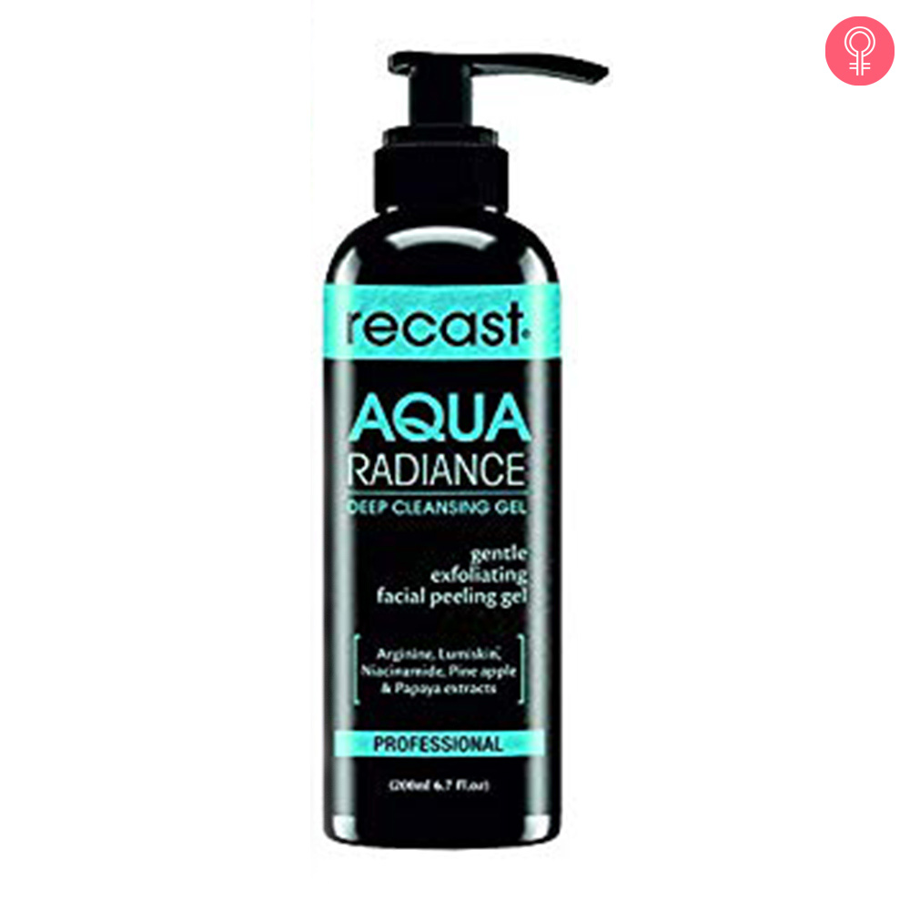 Recast Aqua Radiance Deep Cleansing Gel