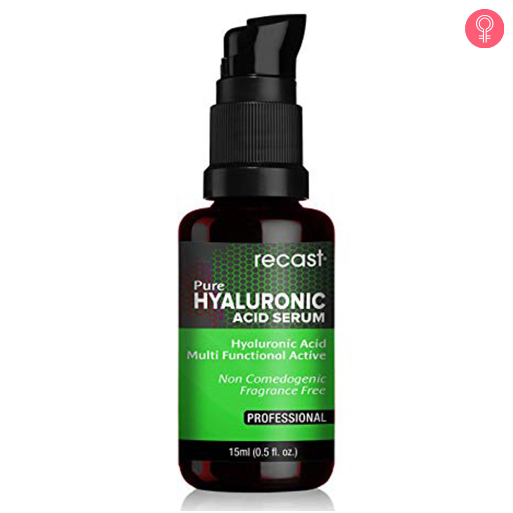 Recast Pure Hyaluronic Acid Serum