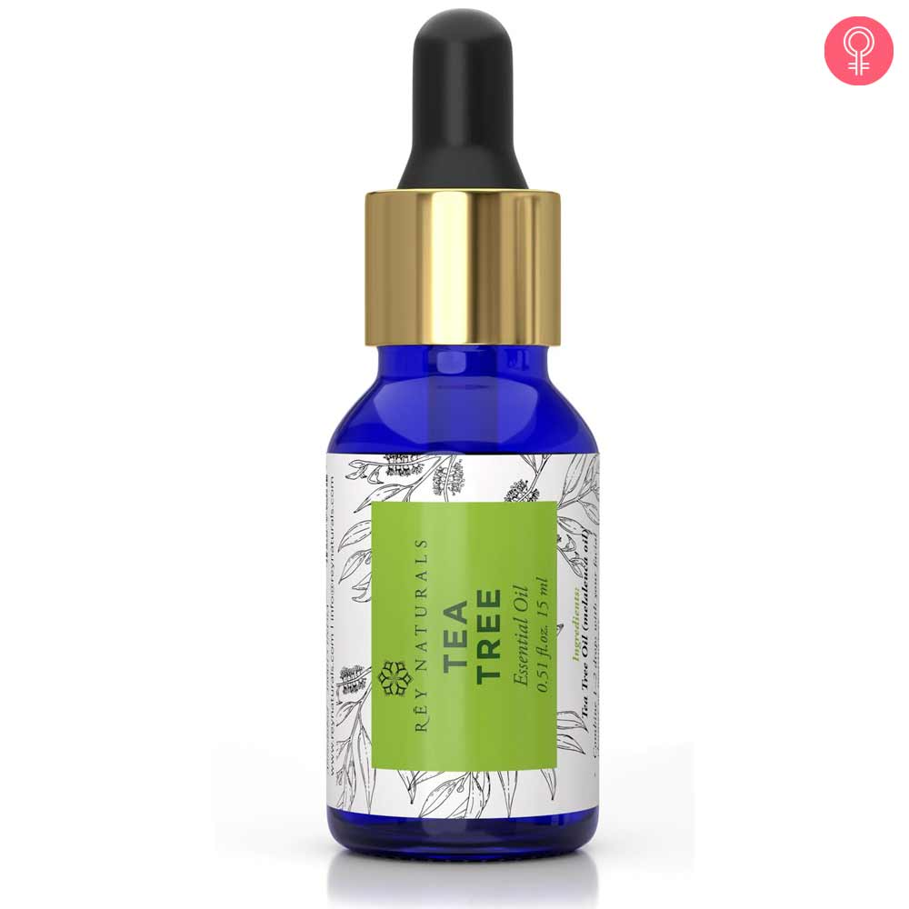 Rey Naturals Tea Tree Essential Oil