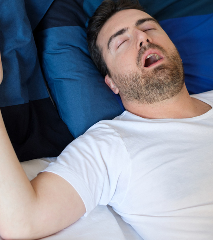 Sleep Apnea Causes Symptoms and Treatment
