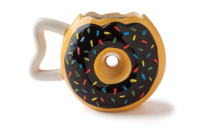 The Original Donut Mug