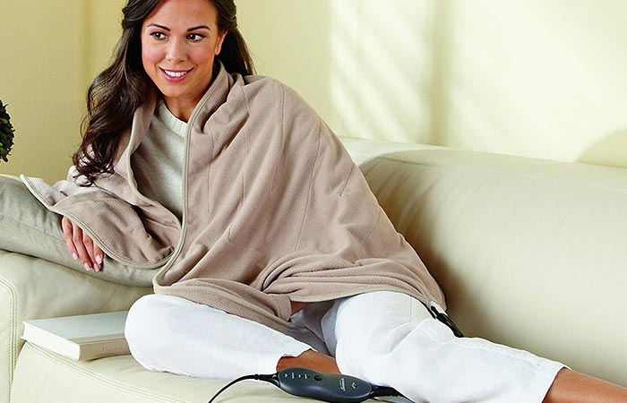 7 Best Electric Blankets To Buy In 2019