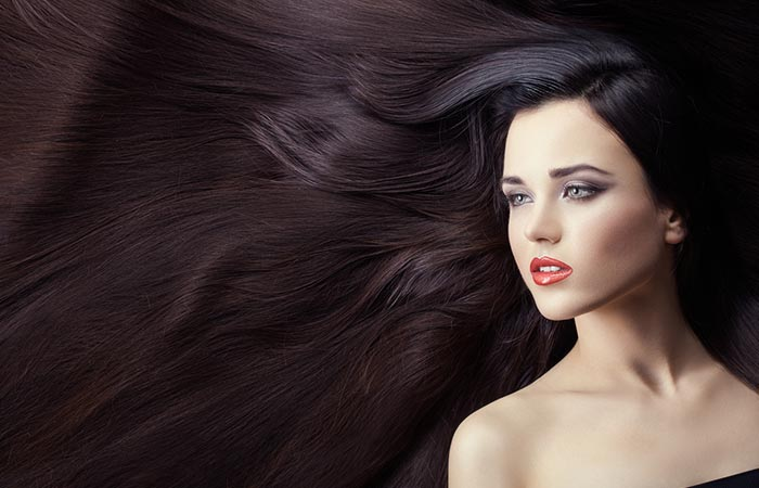 To lengthen and strengthen hair