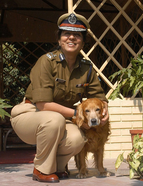 Tribute Kanchan Chaudhary, The Trailblazing IPS Officer Who Was India's 1st Woman DGP