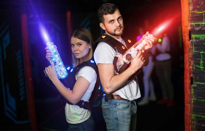 Try Laser Tagging