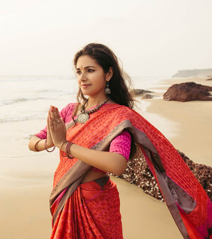 Wardrobe Staple: 16 Traditional Sarees Of India That Every Woman Needs In Her Wardrobe