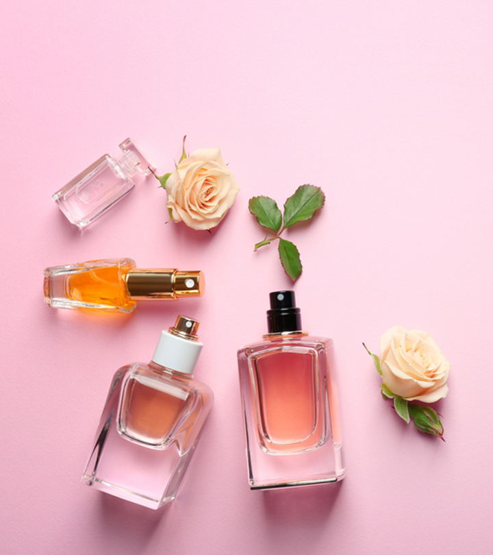 What Is The Difference Between Eau De Parfum And Eau De Toilette?