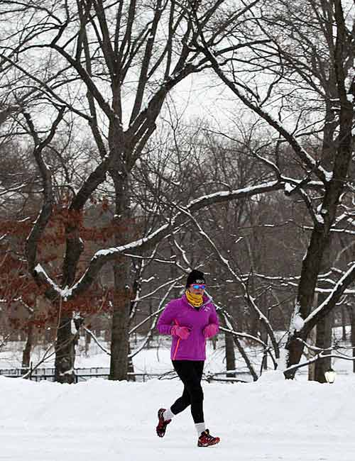 What To Wear While Running In The Cold1