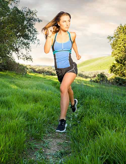 What To Wear While Running When The Weather Is Hot