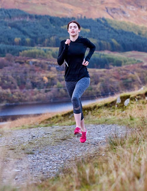What to Wear While Running When The Weather Is 50°