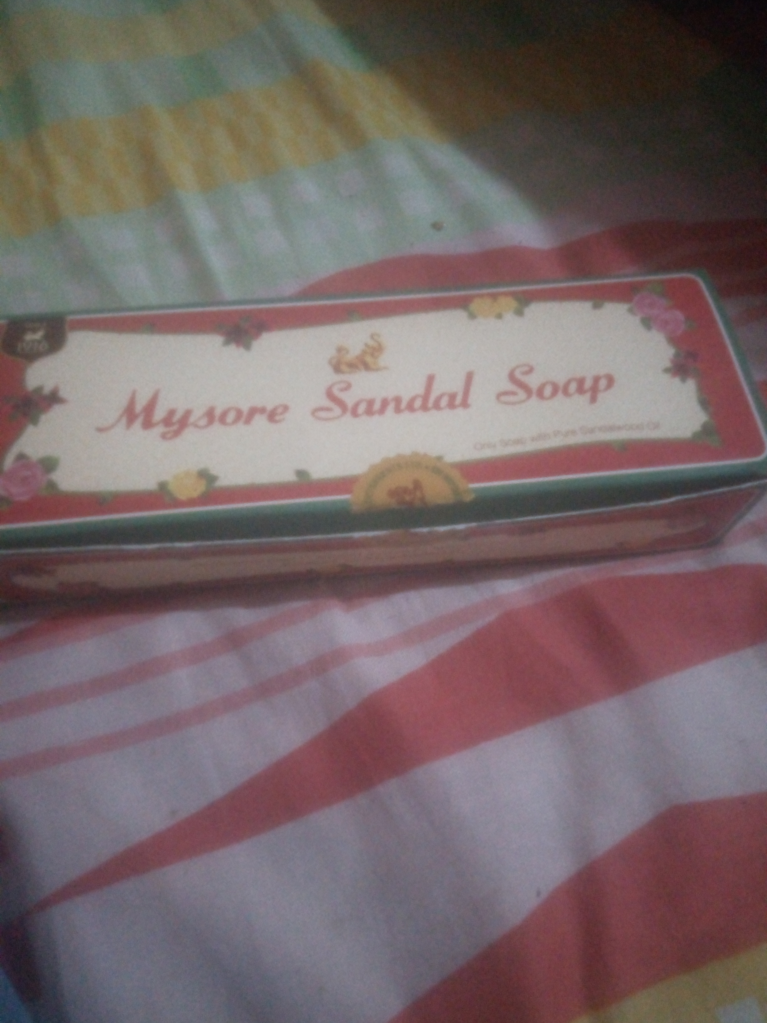 Mysore Sandal Soap-Everyday bath soap-By samiya_saduf-1