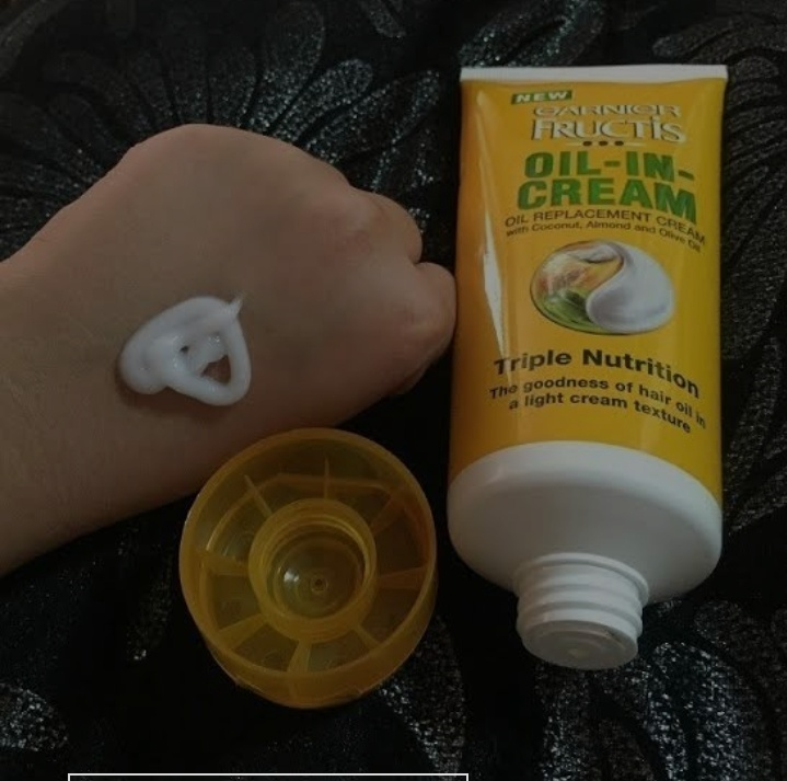 Garnier Fructis Oil in Cream-Must try….-By shalu_surya1