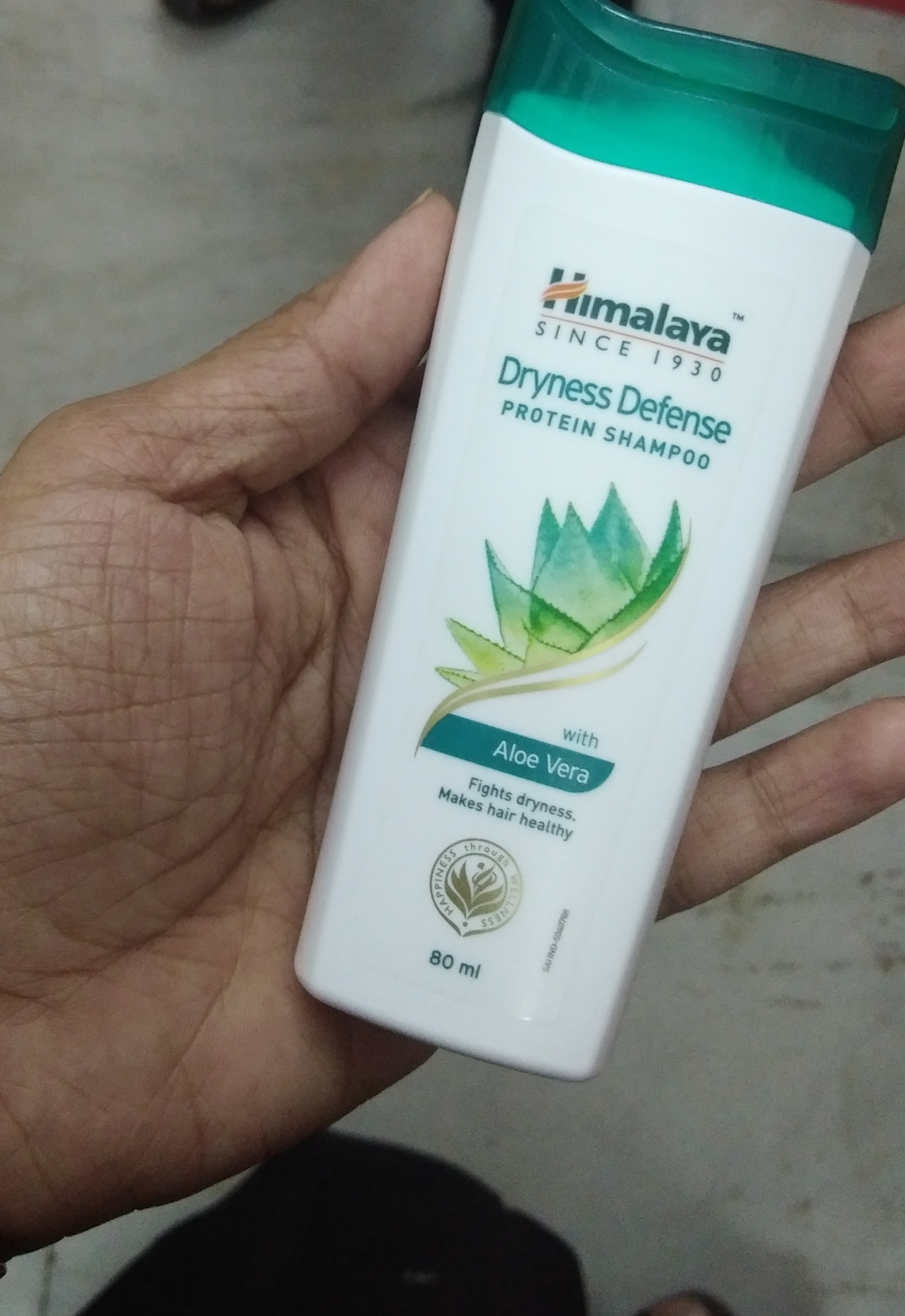 Himalaya Dryness Defense Protein Shampoo-Good one-By Nasreen-2