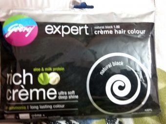 Godrej Expert Rich Creme Hair Colour -Grey coverage-By kamaldeep_kamboj