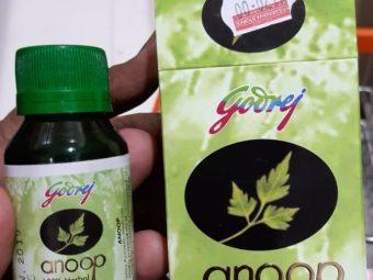 Godrej Anoop Herbal Hair Oil pic 2-Best product-By saraswathig