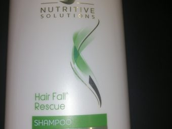Dove Hair Fall Rescue Shampoo pic 2-Two in one shampoo and conditioner formula-By riya_neema