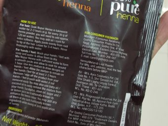 Godrej Nupur Henna Color pic 1-Gives color and prevents dandruff to an extent-By Nasreen