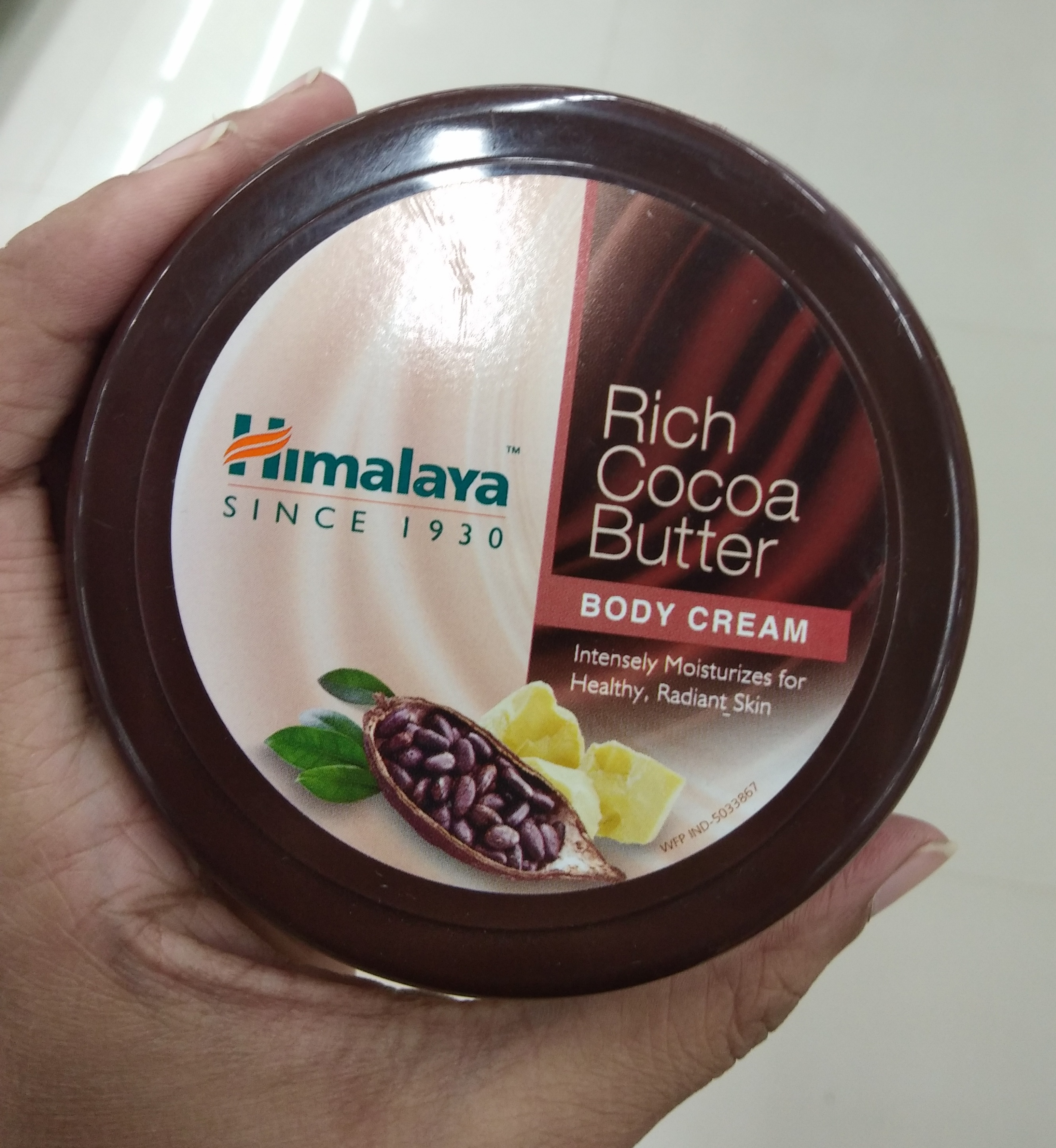 Himalaya Herbals Rich Cocoa Butter Body Cream pic 1-Awesome-By Nasreen