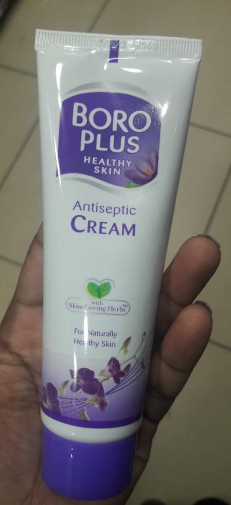 Boroplus Antiseptic Cream pic 1-Good moisturizing cream with antiseptic properties-By Nasreen