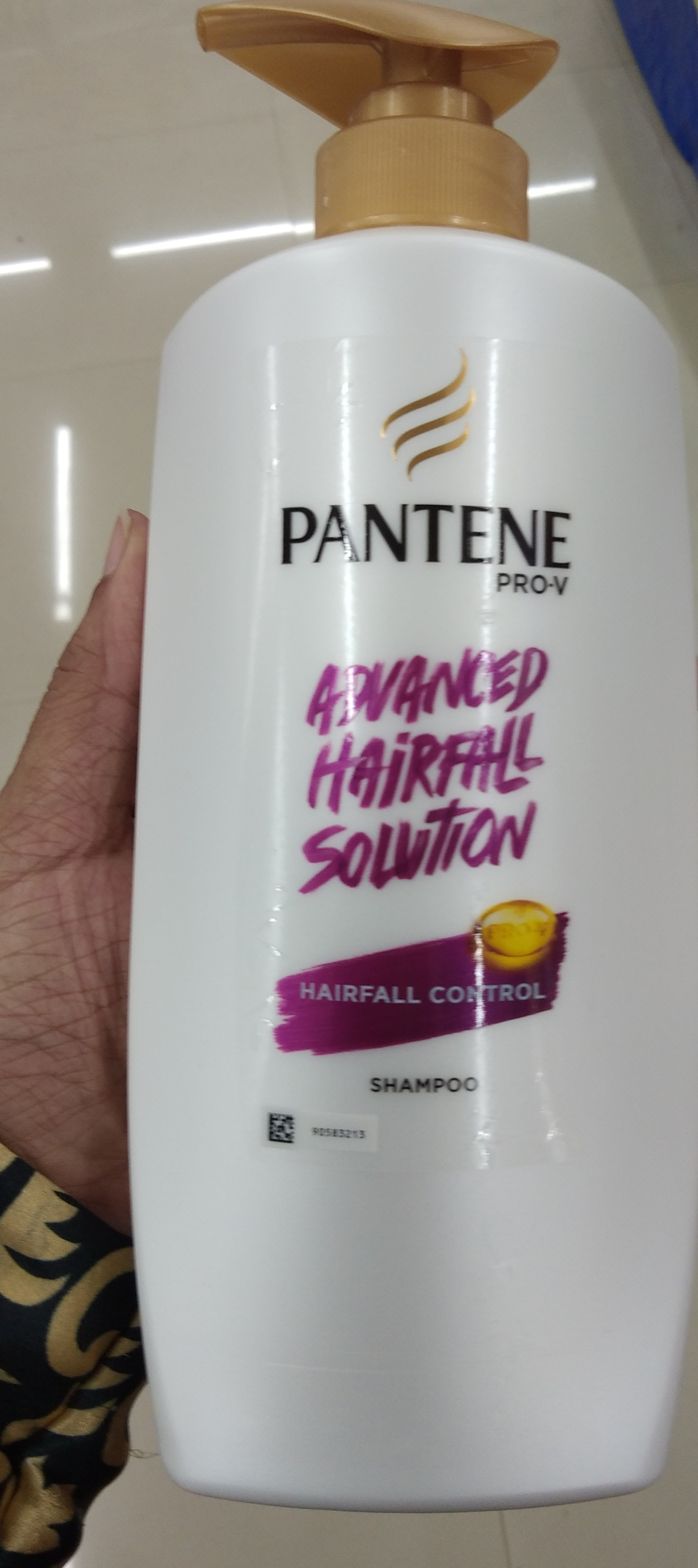 Pantene Pro V Hair Fall Control Shampoo-Good one-By Nasreen-2