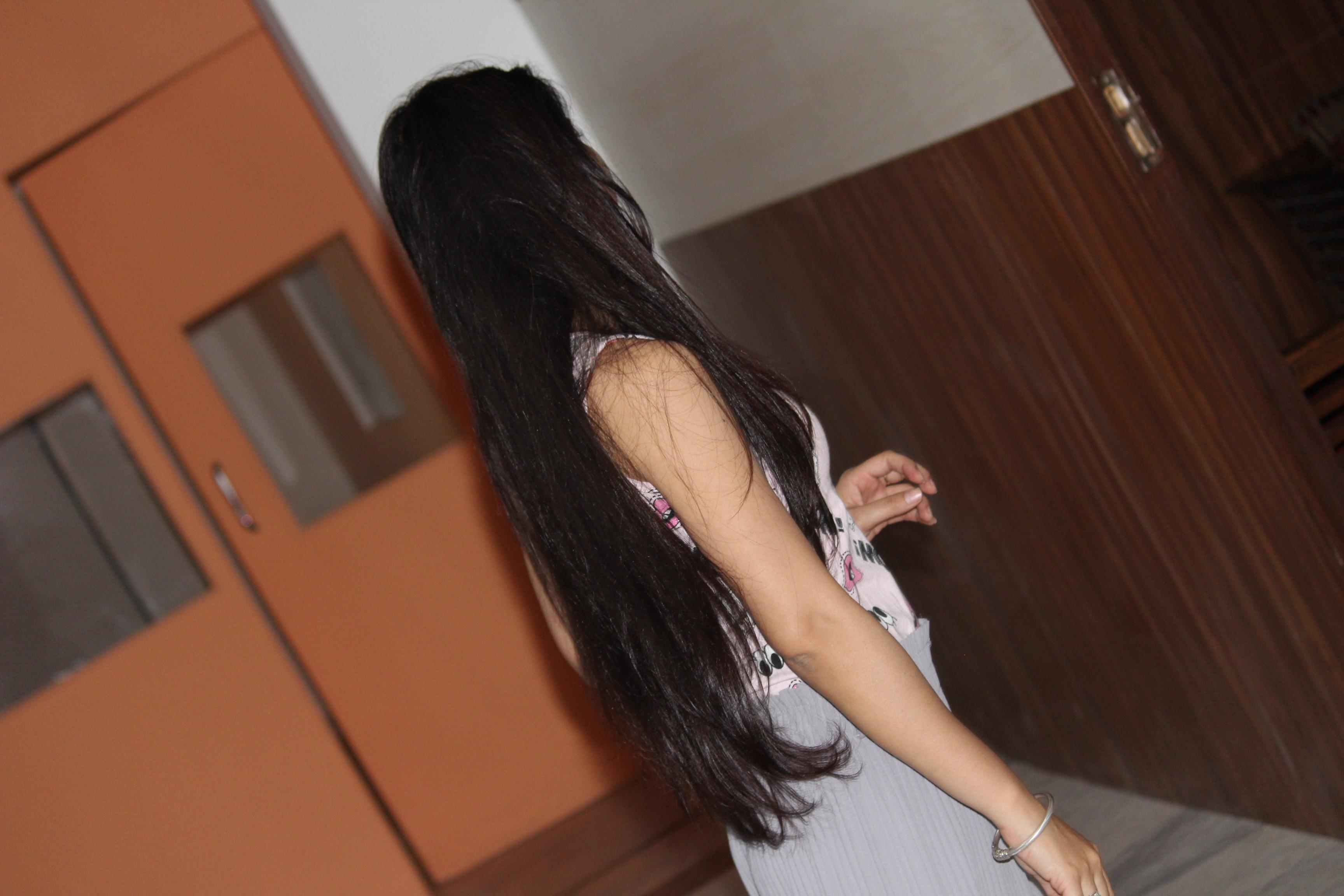 Head & Shoulders Smooth And Silky Shampoo-Perfumed hair-By kamaldeep_kamboj