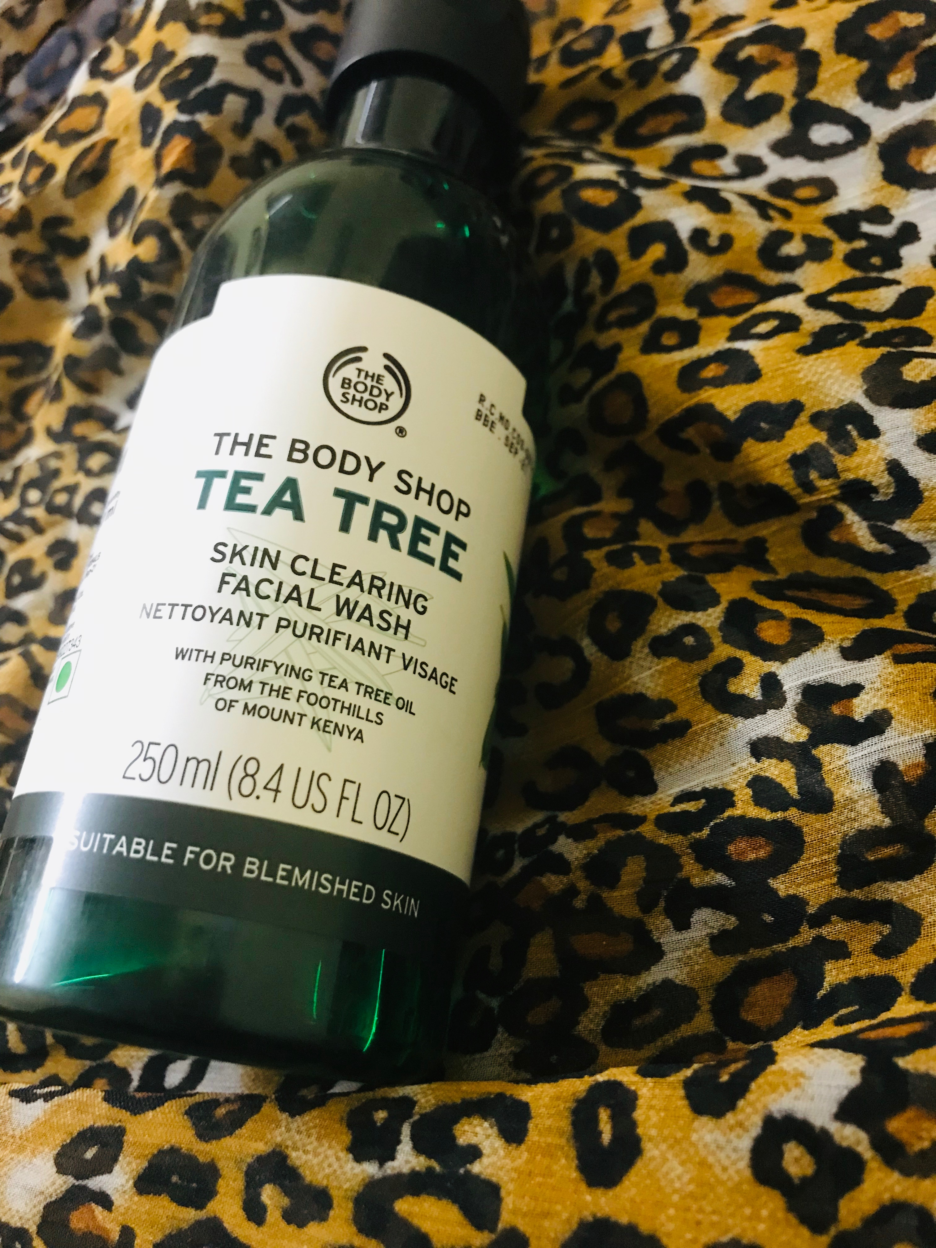 The Body Shop Tea Tree Skin Clearing Facial Wash-One of the best product from Body Shop Tea Tree Range-By ruchi_sharma-2