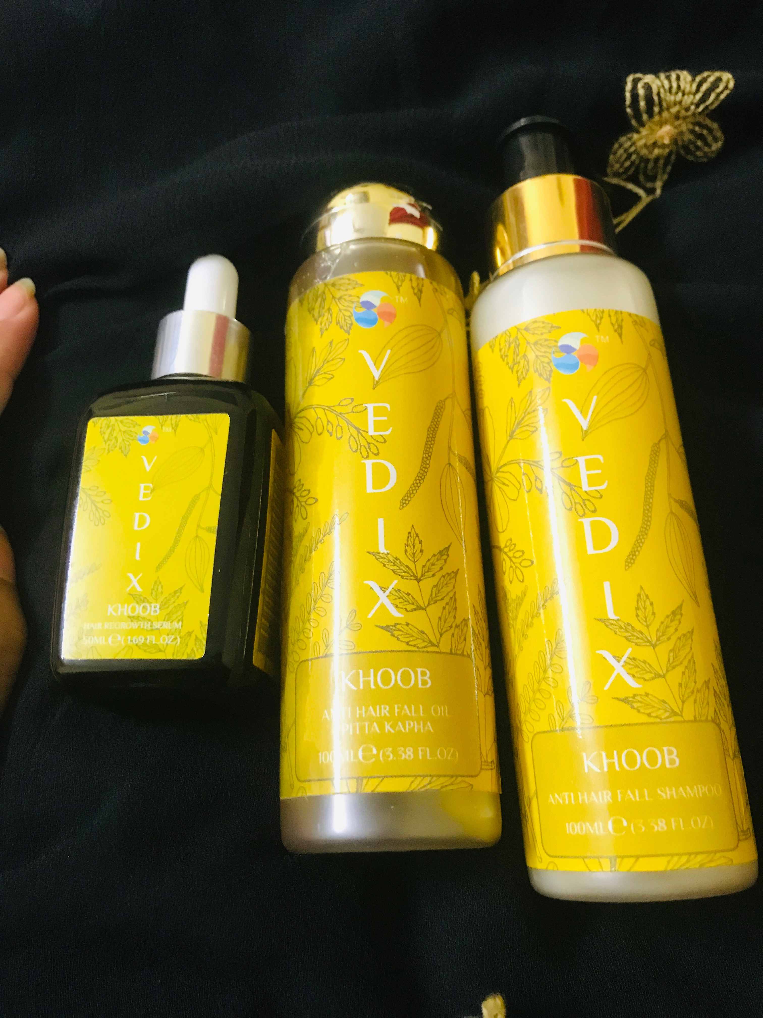Vedix Hair Products Reviews Benefits How To Use Price Ingredients