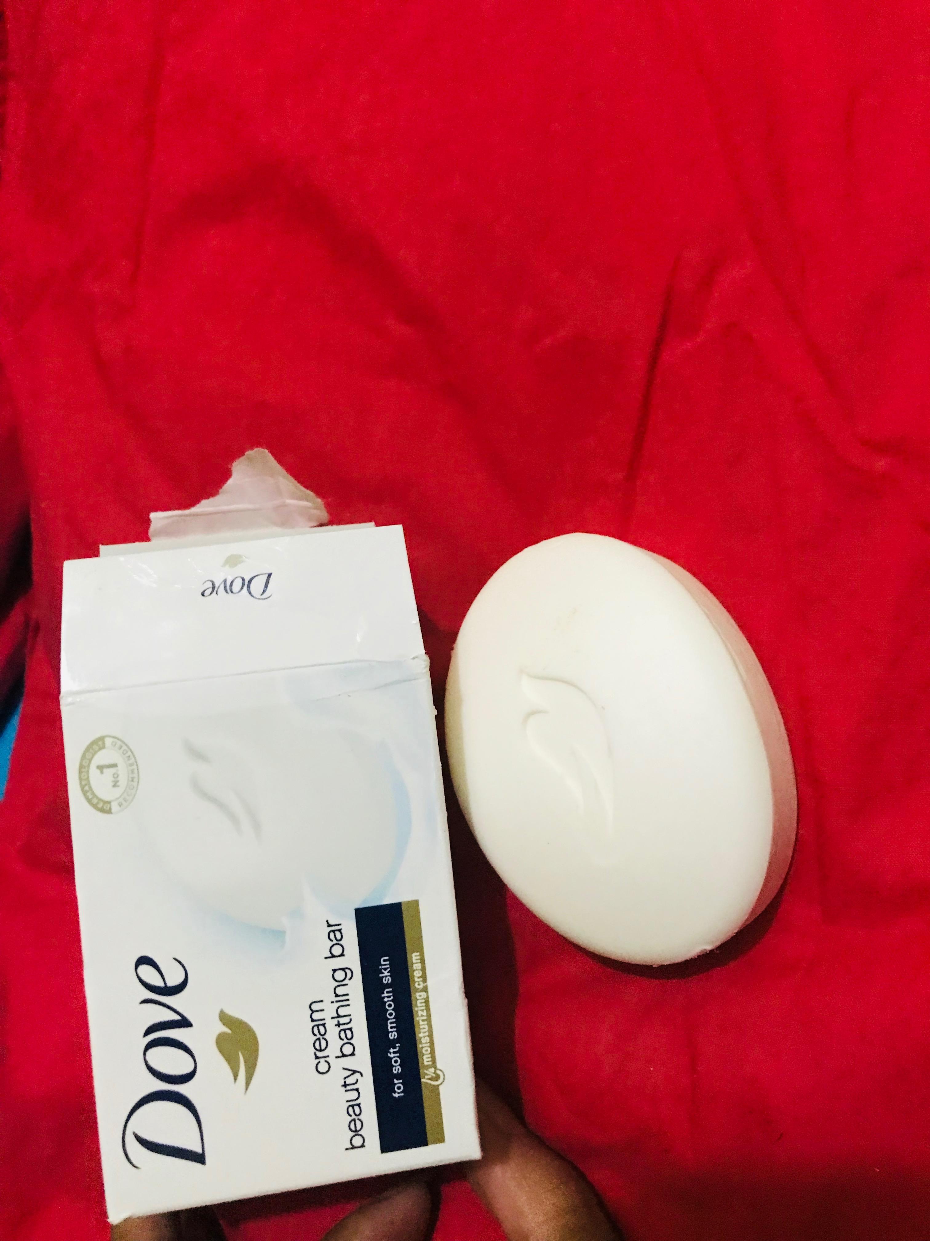 Dove Cream Beauty Bathing Bar-Best Beauty Bathibg Bar-By ruchi_sharma