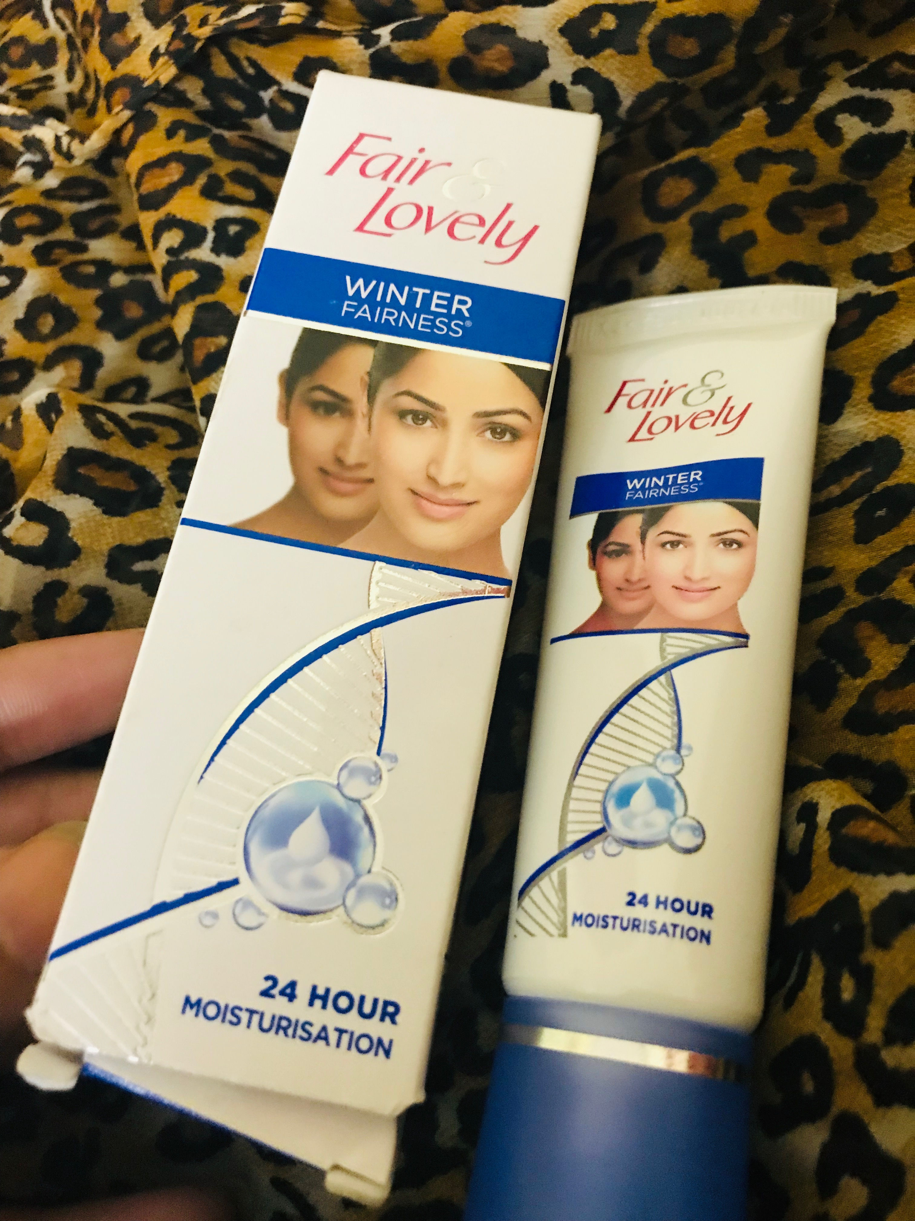 Fair & Lovely Winter Fairness Cream-Descent product not amazing-By ruchi_sharma-2