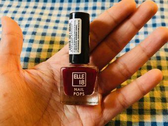 Elle 18 Nail Pops Nail Polish pic 2-Overall avg product-By ruchi_sharma