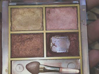 Lakme 9 To 5 Eye Quartet Eyeshadow pic 1-Worth buying-By nadia_ehtesham