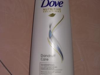 Dove Dandruff Care Shampoo -Not for frizzy mane-By samiya_saduf