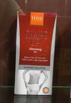 VLCC Shape Up Slimming Oil-Slimming solution-By samiya_saduf
