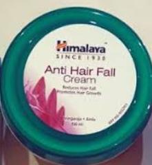 Himalaya Herbals Anti Hair Fall Cream-Shows results in 4 applications-By samiya_saduf
