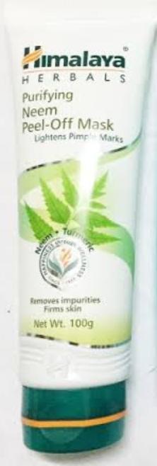 Himalaya Herbals Purifying Neem Peel Off Mask-Budget friendly peel off mask-By samiya_saduf
