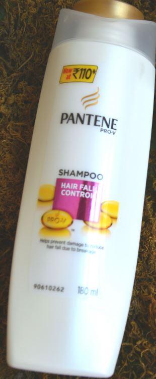 Pantene Pro V Hair Fall Control Shampoo-Satisfactory Product-By kirti_sharma-2
