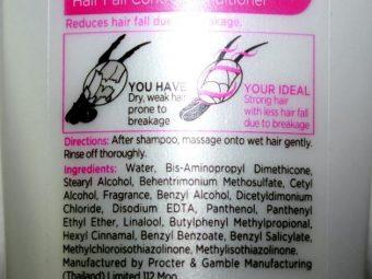 Pantene Pro V Hair Fall Control Shampoo pic 1-Satisfactory Product-By kirti_sharma