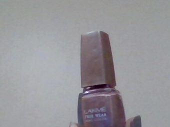 Lakme True Wear Nail Color -Lakme True Wear Nail Color-By thetyro