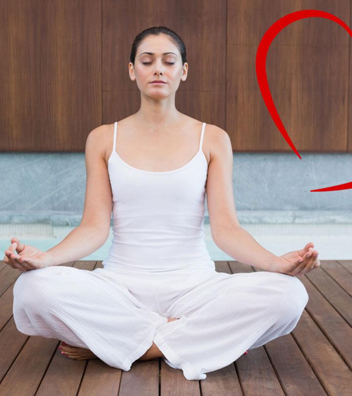 हृदय को स्वस्थ रखने के लिए योगासन – Yoga Asanas For Healthy Heart in Hindi