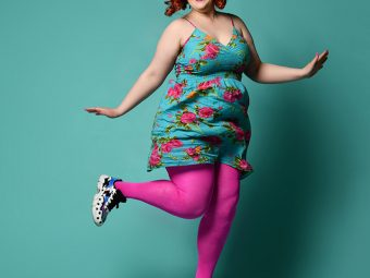 10 Best Plus-Size Tights That Women Swear By