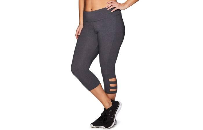 11. RBX Active Women's Plus Size Capri Leggings