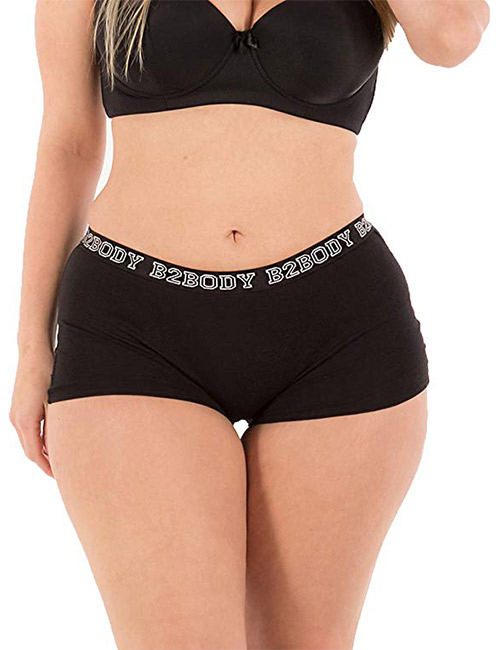 13. B2BODY Cotton Boy Short Panties