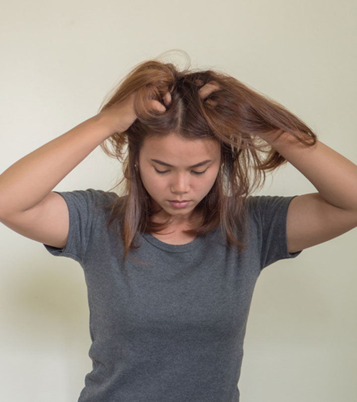 15 Home Remedies for Itchy Scalp in Hindi