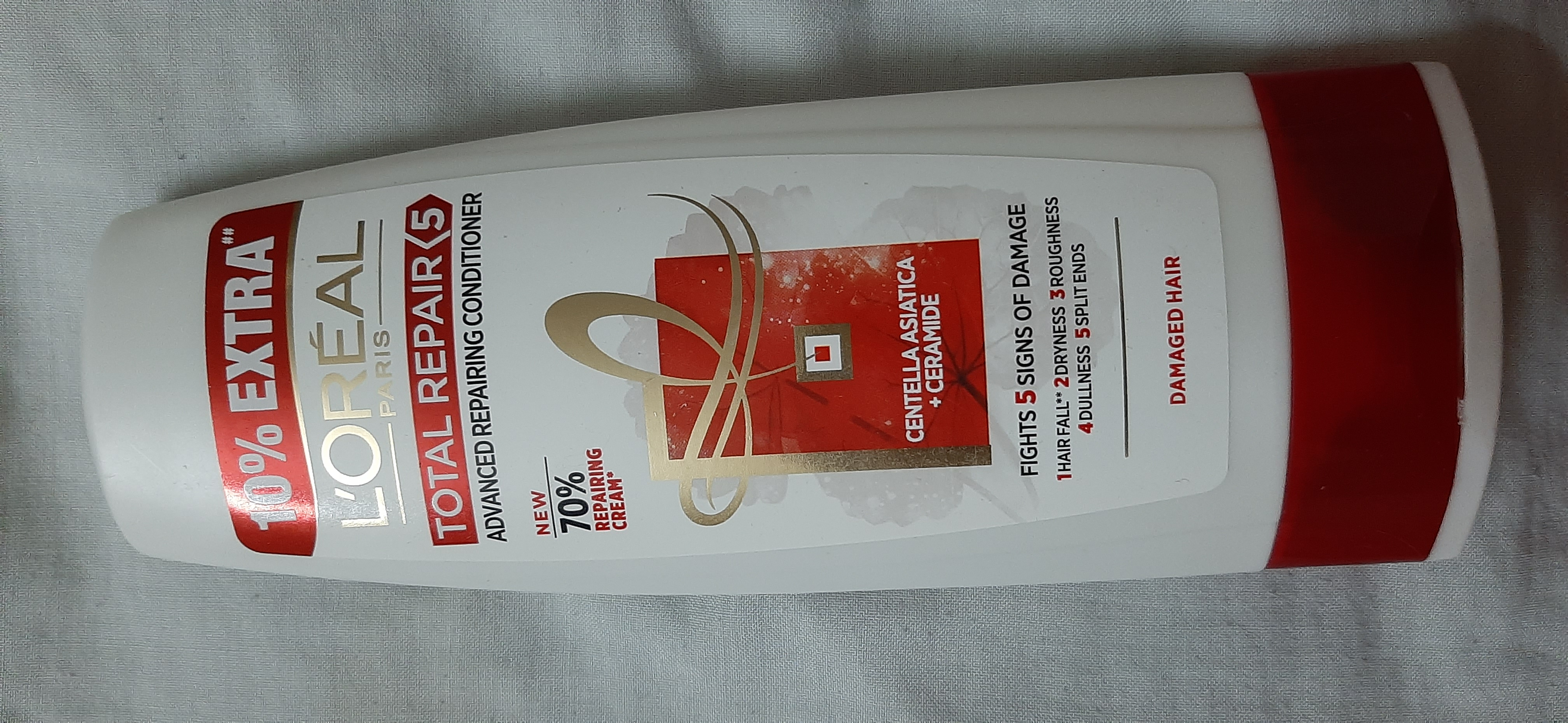 L'Oreal Paris Total Repair 5 Conditioner-Loreal conditioner review-By samira_haider-2