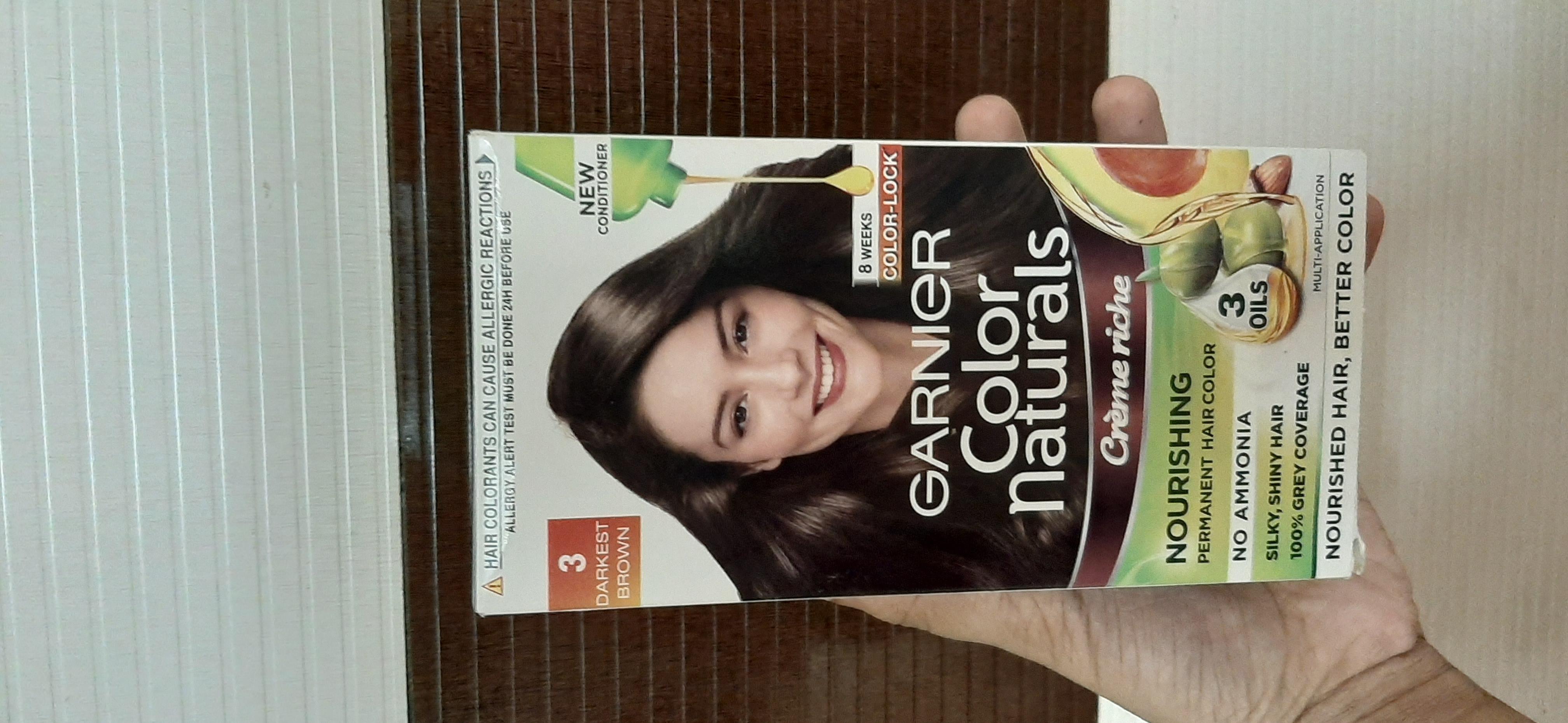 Garnier Color Naturals Creme Hair Color-Good product-By samira_haider-6